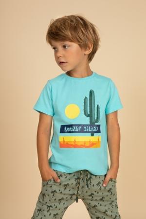 t-shirt cactus logo