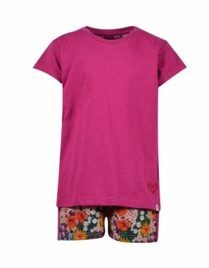 pyjama short logo