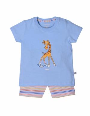 pyjama km jongens logo