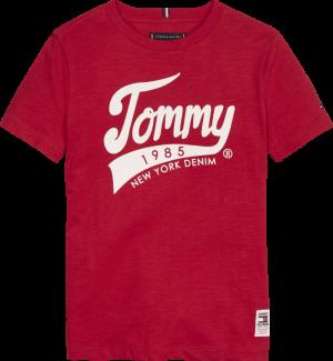 T-shirt Tommy logo