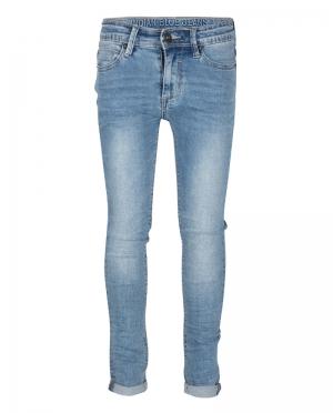 jeans super skinny logo