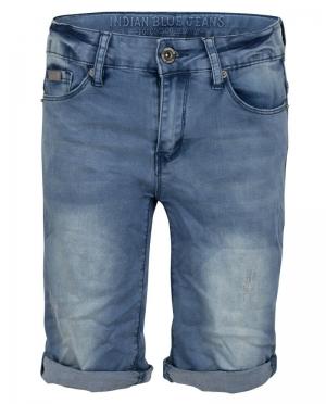bermuda jeans logo