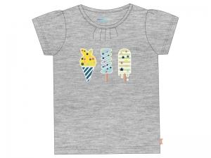 t-shirt meisjes logo