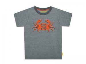t-shirt jongens logo