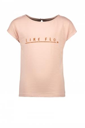 t-shirt Like flo logo