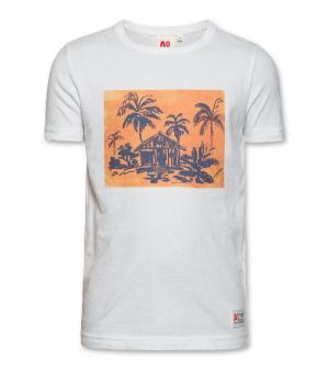t-shirt palmboom logo