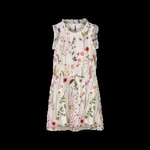 kleed bloemen borduursel logo