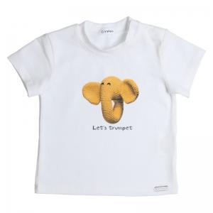 t-shirt Elephant logo
