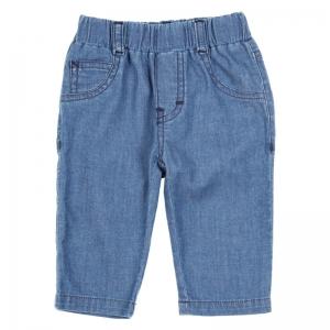 jeans elastiek logo