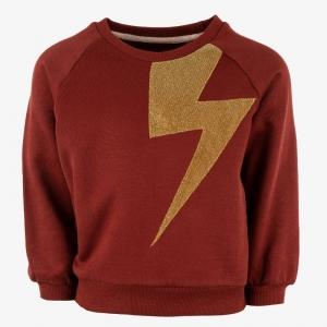 Sweater bliksem. logo