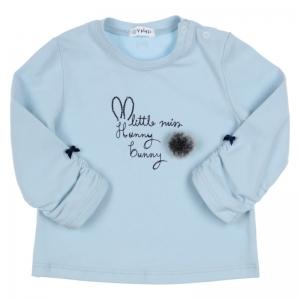 T-shirt MISS BUNNY logo