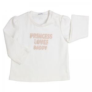 T-shirt lm PRINCESS logo