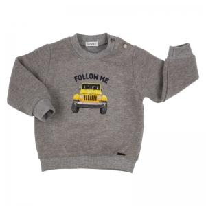 Sweater FOLLOW logo
