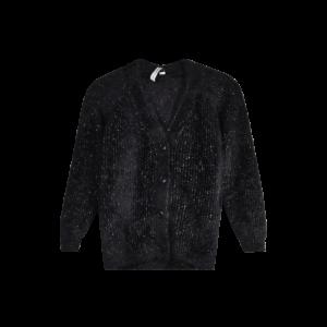 Gilet tricot. logo