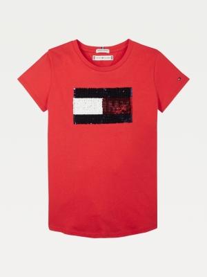T-shirt vlag logo