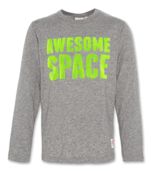 T-shirt Space logo