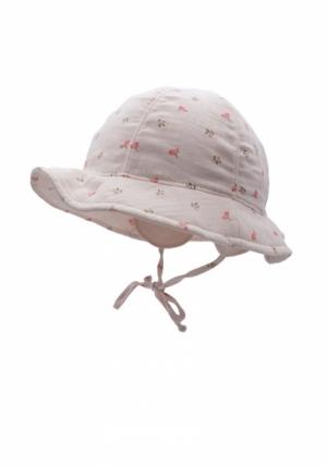 Meisjes hoed. logo