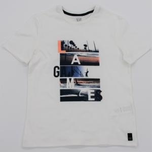 T-shirt foto print. logo