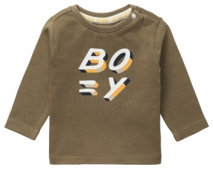 T-shirt BOY logo
