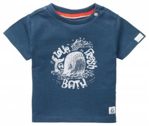 T-shirt print logo