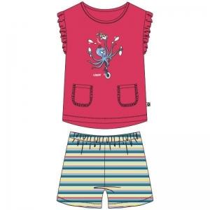 Meisjes pyjama zakjes. logo