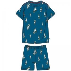 Jongens pyjama. logo