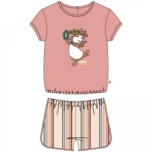 Meisjes pyjama shortje 232