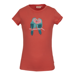 T-shirt vogeltjes logo