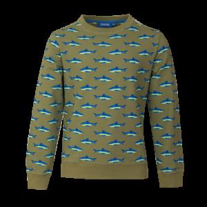 Sweater visjes logo