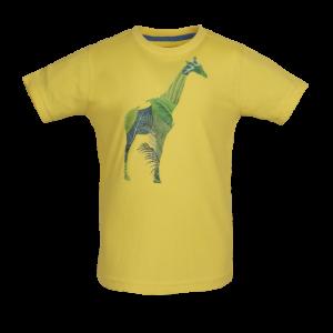 T-shirt giraf logo
