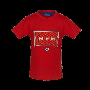 T-shirt goal logo
