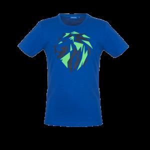 T-shirt leeuw logo