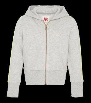 Sweater rits logo