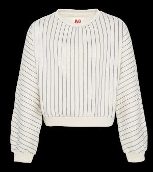 Sweater oversized glitter logo