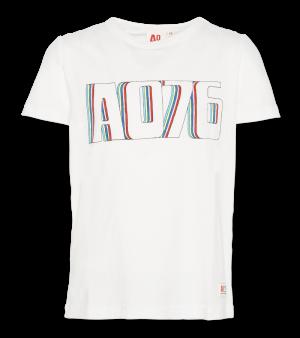 T-shirt AO76 logo