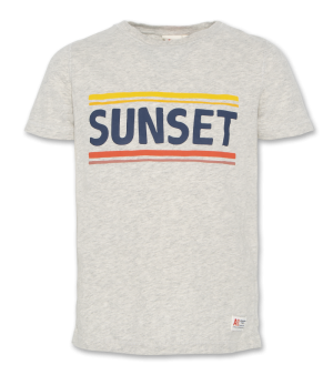 T-shirt SUNSET logo