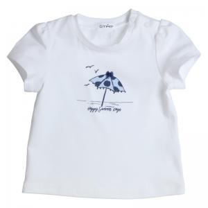 T-shirt BEACH UMBRELL logo