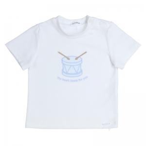 T-shirt HEART BEATS logo