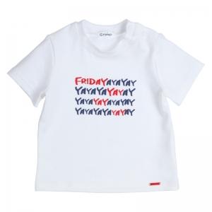 T-shirt FRIDAYAYA logo