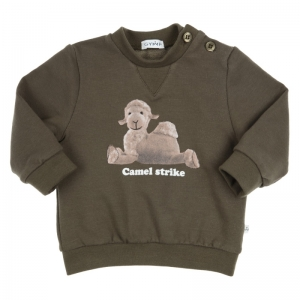 Sweater CAMEL STRIKE logo