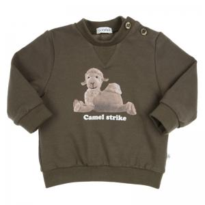 Sweater CAMEL STRIKE logo