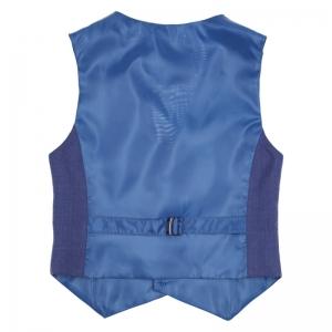 Gilet uni blue