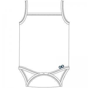 Body zonder mouwen logo
