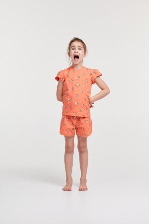 Pyjama meisjes logo