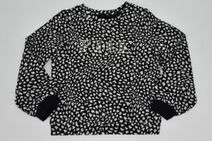 Sweater print logo