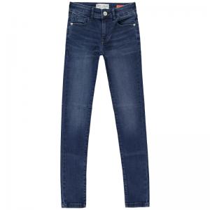 Jeans super skinny. logo