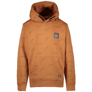 Hoodie all-over print logo