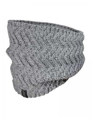 Sjaal kraag logo