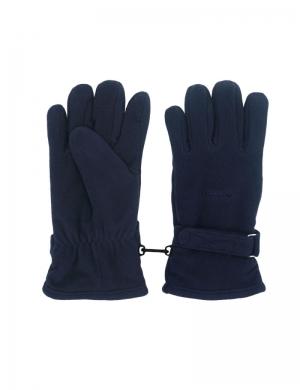 Handschoenen fleece logo