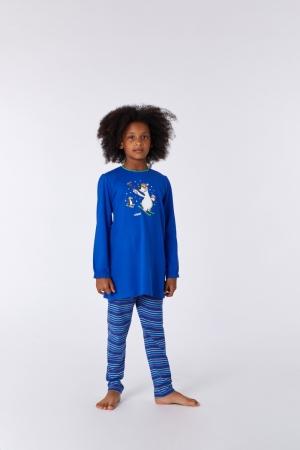 Meisjespyjama logo